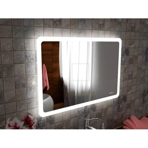 Зеркало с подсветкой для ванной комнаты Катани